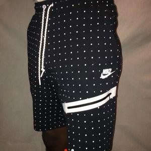 Nike Tech Polka Dot Sweatshorts
